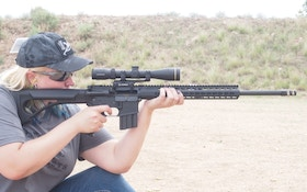 Thumper: Bushmaster 450 SD Rifle Review