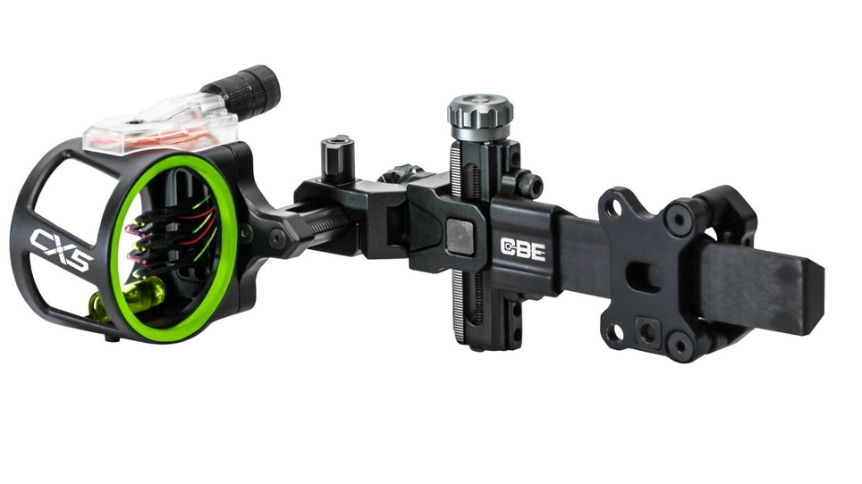 Custom Bow Equipment CX5 Bow Sight