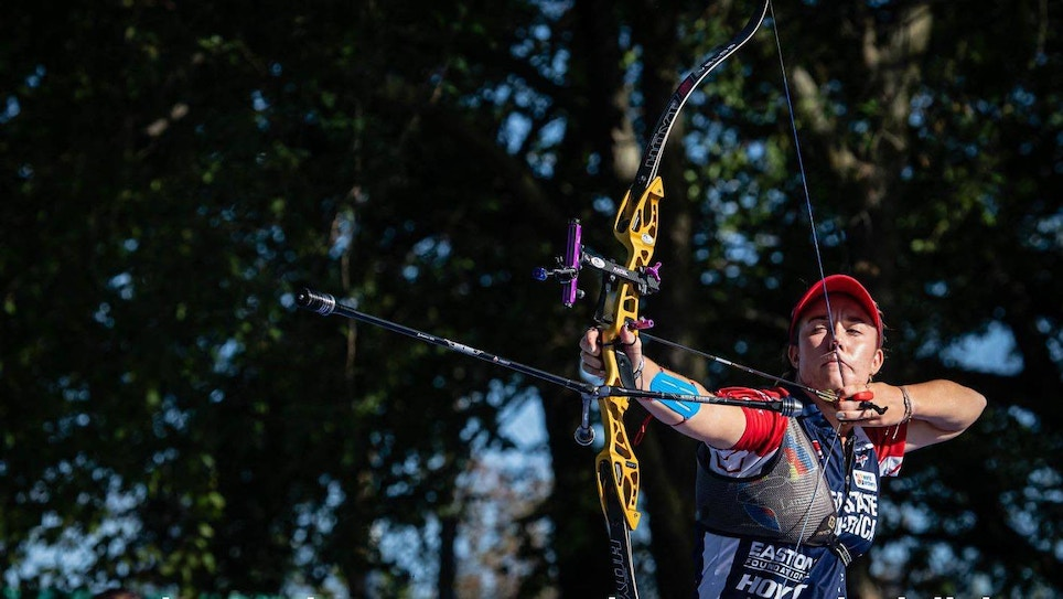 Kaufhold Wins First USA Women's World Archery Championships Medal in 33 Years