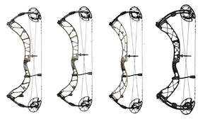 Four New Bows from Xpedition Archery