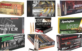 Ammo Roundup: 16 Great Picks for Big Game