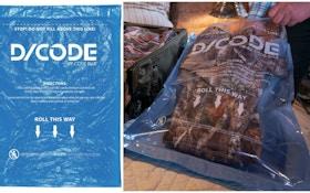 Code Blue D/Code Compression Bags
