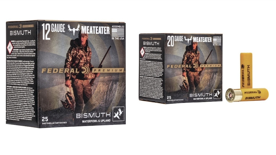 Federal MeatEater Bismuth Waterfowl/Upland Loads