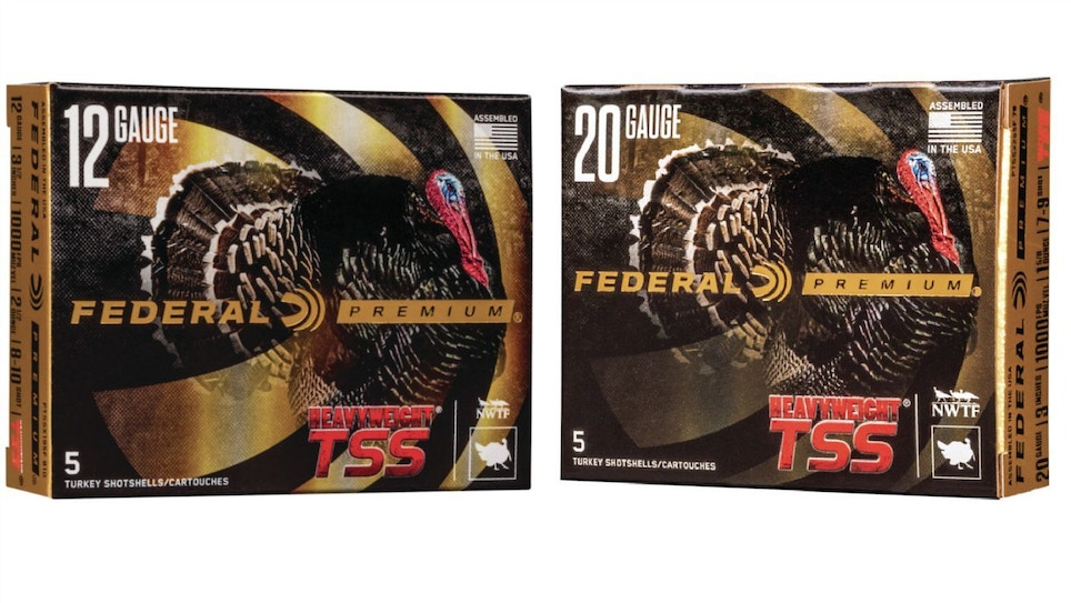 New Blended Federal Heavyweight TSS Turkey Loads