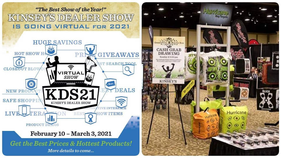 Announcing the Kinsey's 2021 Virtual Dealer Show