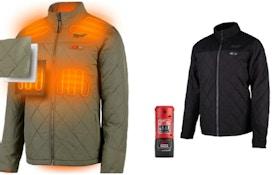 Milwaukee Tool M12 Heated Axis Jacket