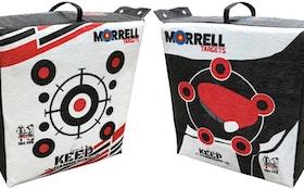 Morrell Keep Hammering Outdoor Range Bag Target