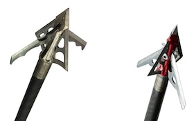 Two New-for-2019 Hybrid Broadheads from Wac'Em