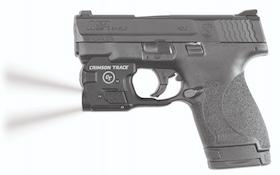 Crimson Trace Now Shipping Lightguard for M&P Shield Pistol