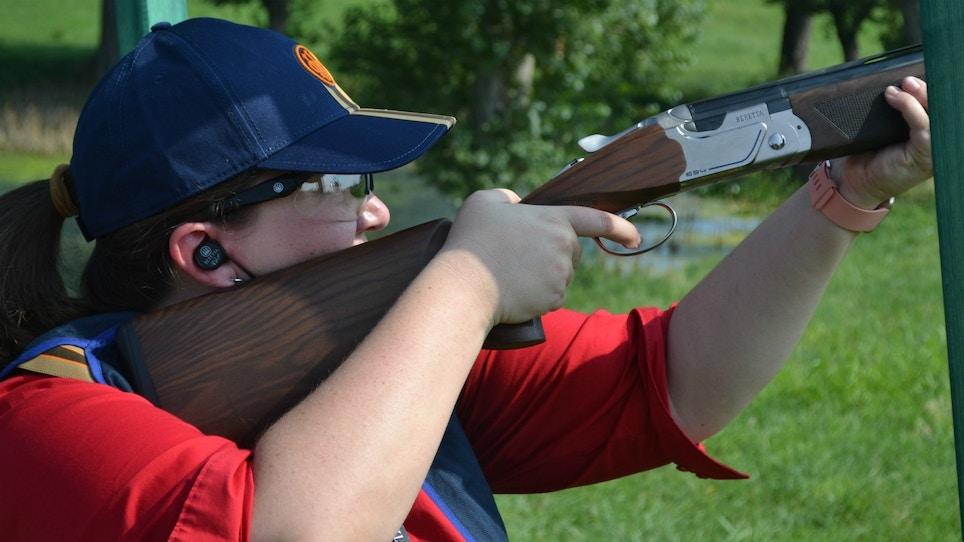 Beretta 694: A Gun Made for Clays