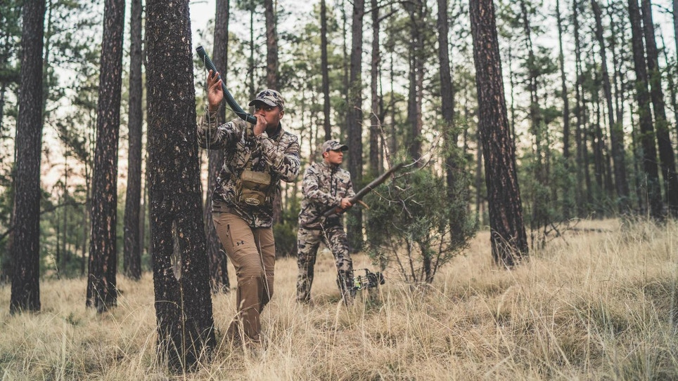 Early Season Hunting Jackets