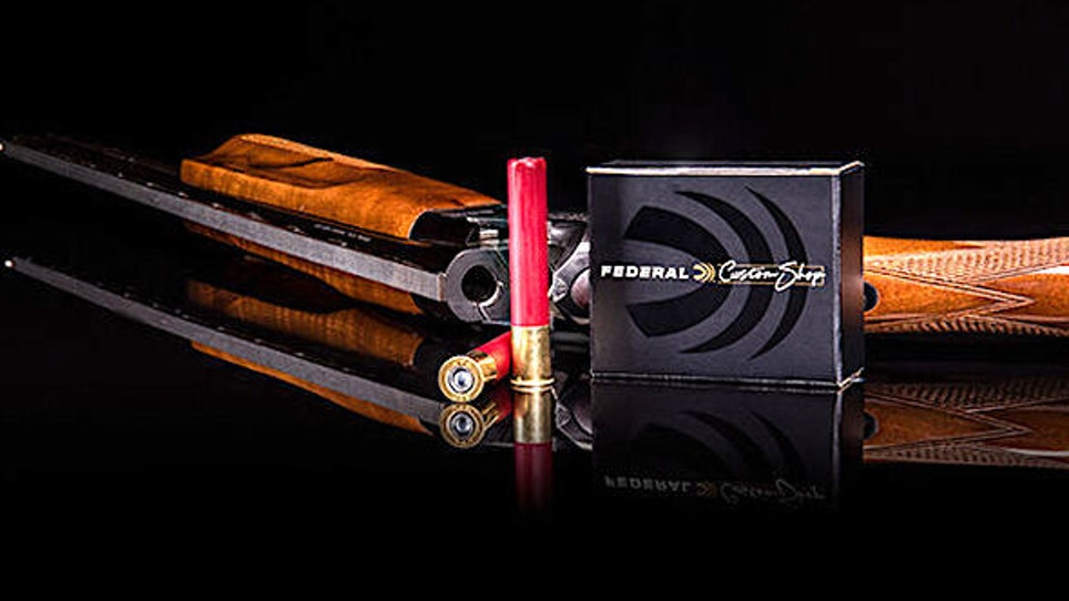 Federal's Custom Shop for Ammunition Launches Online