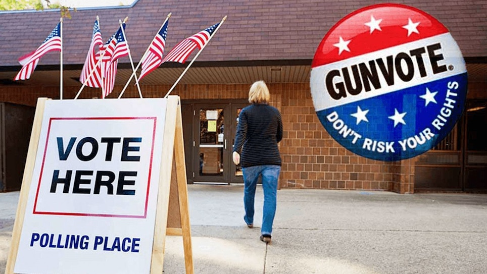 #GUNVOTE Campaign Receives More Contributions