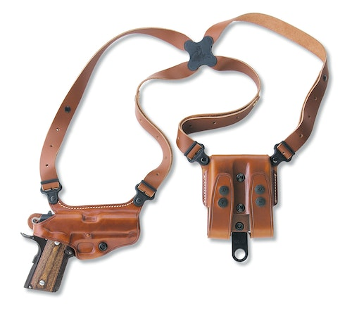 The legendary Galco Miami Classic double holster has a fascinating background.