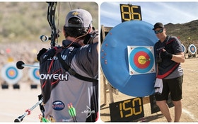 Tim Gillingham Sets Archery World Record at Arizona Cup