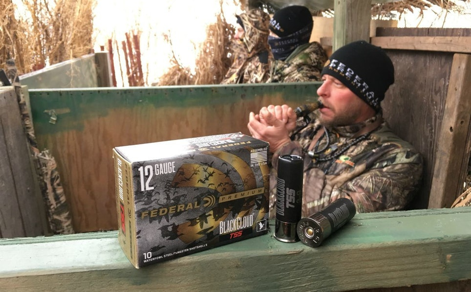 From the goose blind to the deer stand, hunters have come to rely on Federal ammunition, which now has a striking new look.