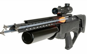 Hatsan Harpoon Arrow Gun