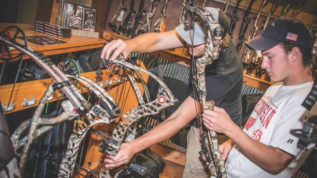 Bow Preferences and Buying Habits