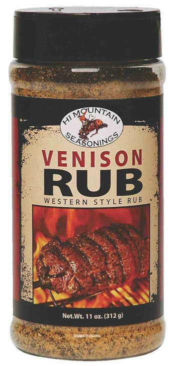 Hi Mountain Venison Rub Blend