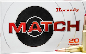 Hornady Adds ELD Match Bullet in 224 Valkyrie to Lineup