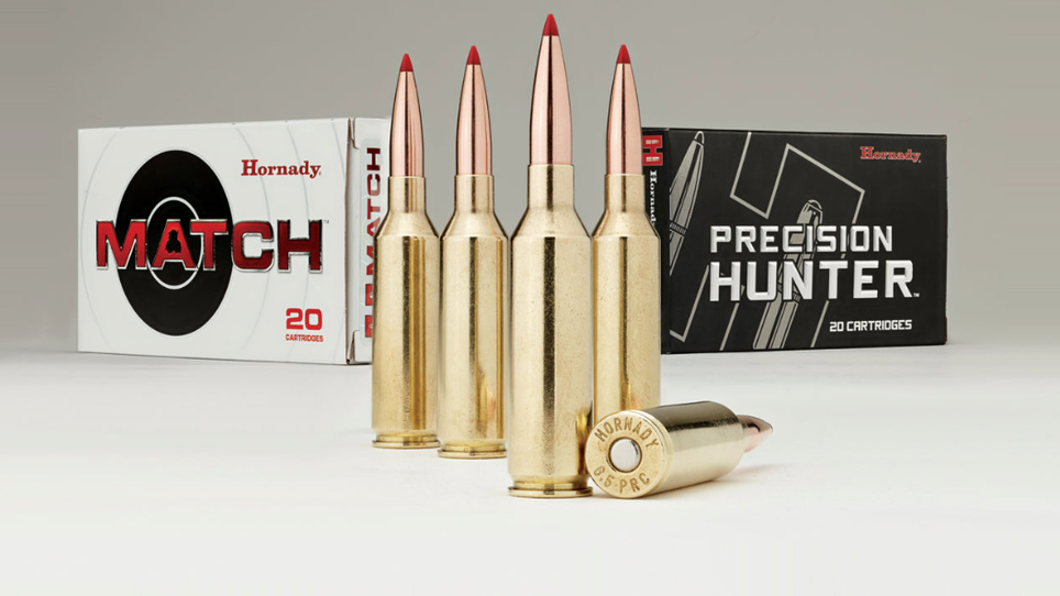 SAAMI Accepts New Cartridges in 6.5 PRC, 300 PRC