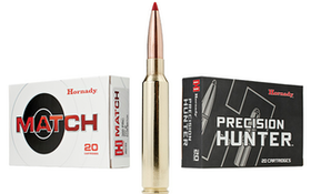 Hornady to supply 300 PRC Ammunition to U.S. Department of Defense