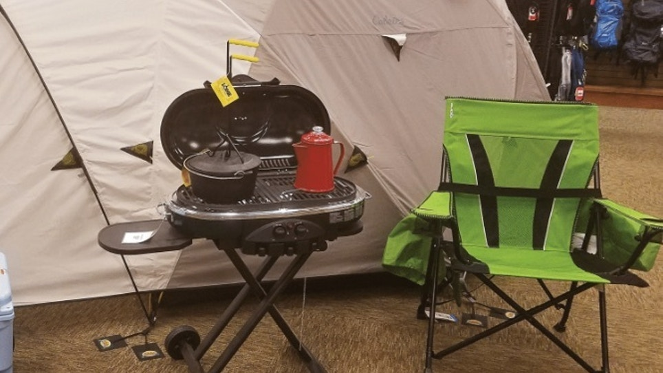 6 Key Products to Use in Your Store's Hunting and Camping Display