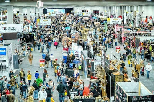 The 2019 Western Hunting & Conservation Expo experienced its busiest single day in history on Saturday, February 16, when 30,000-plus people attended the show.