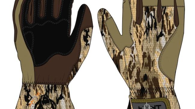 Hunt Monkey Apex Dry-Tec Gloves