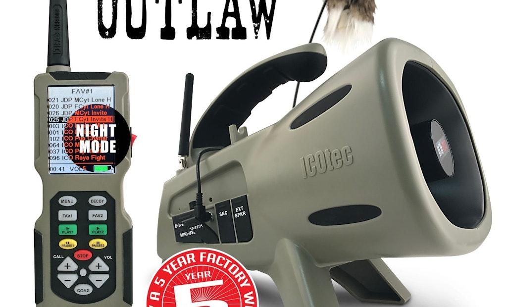 ICOtec Outlaw Combo