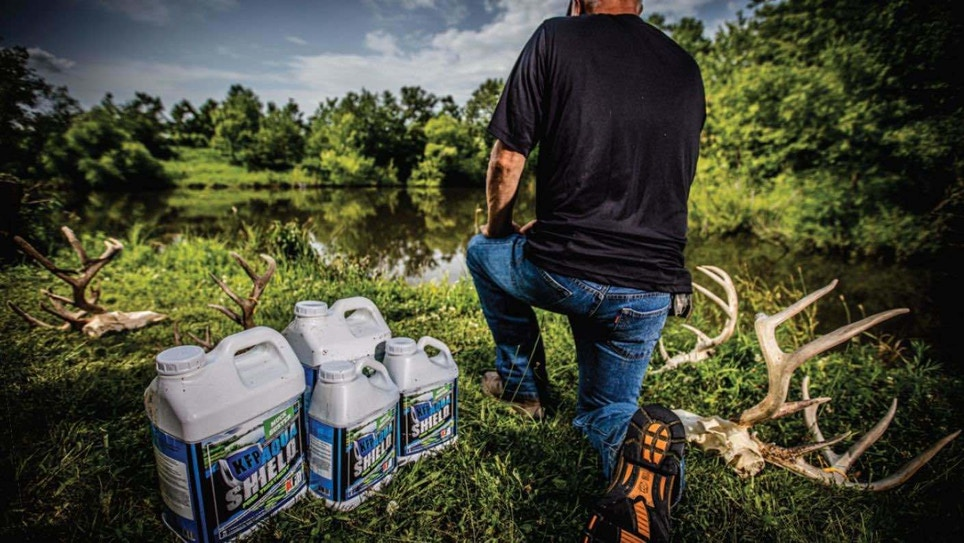 Killer Food Plots Aqua Shield Pond Treatment