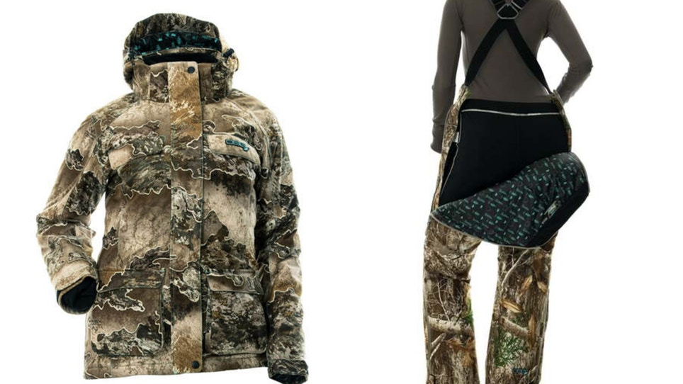 DSG Kylie 4.0 3-in-1 Hunting Jacket and Drop-Seat Bib