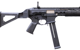 SMG-45 First Pistol Caliber Carbine Offered by LWRCI