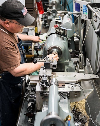 More than 700 American workers build products for Leupold. Its headquarters is in Beaverton, Oregon.
