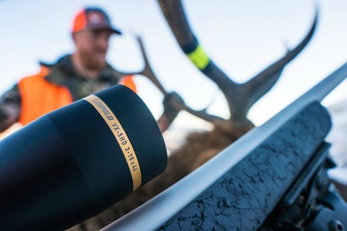 Leupold has a good reputation among hunters, and if 2018 is any indication, the brand's popularity is still increasing.