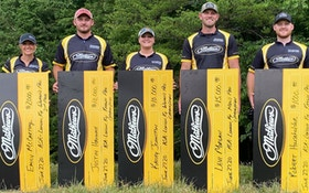 Levi Morgan Wins Men's Open Pro at Kentucky ASA Pro/Am
