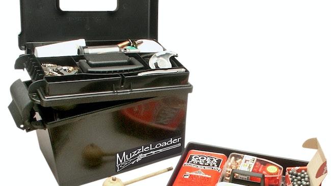 MTM Case Gard Muzzleloader Dry Box