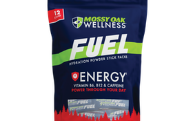 Mossy Oak Wellness Fuel Beverages