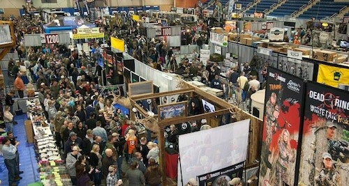 The 2019 Great American Outdoor Show is the biggest consumer outdoor show in the world. Approximately 1,100 exhibitors filled 650,000 square feet of hall space in the PA Farm Show Complex.