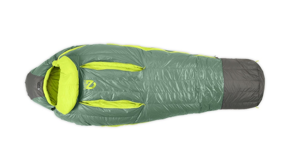 Backcountry Sleeping Bags and Pads From Nemo Equipment