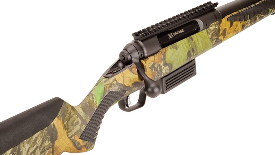 New Savage Bolt-Action Model 212 and 220 Turkey Shotguns