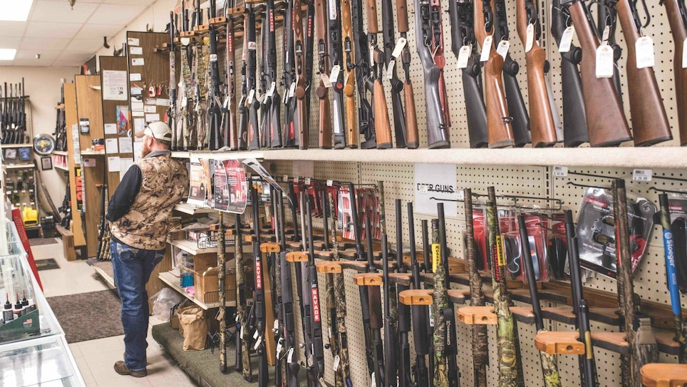 5 Steps for Better Gun Store Security