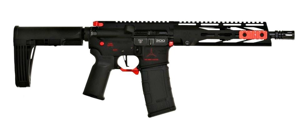 Red Arrow Weapons RAW15 300AAC AR Pistol