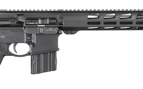 First Look: Ruger AR-556 MPR Rifle in .450 Bushmaster