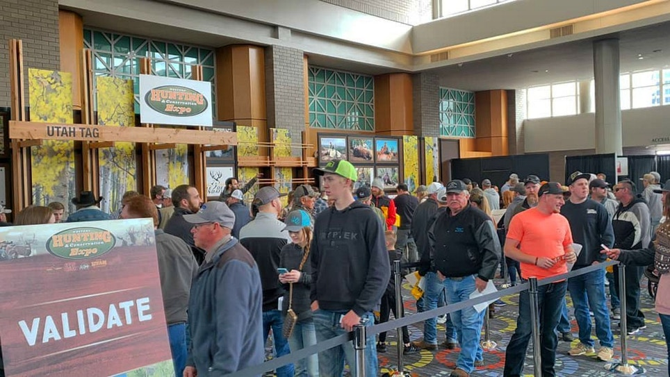 Record Crowds Attend 2019 Sports Shows