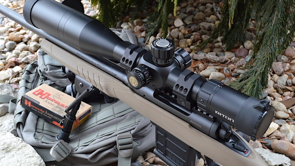 Scoping Dangerous Game: Riton Optics' RTSMod 7 Delivers