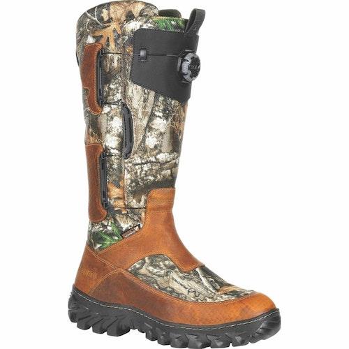 Rocky King Snake Boa Fit System Snake Boots