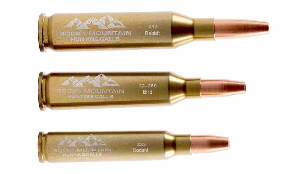 Rocky Mountain Hunting Calls Cartridge Predator Calls