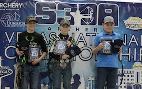 S3DA 3-D National Championship Announced and Other Hunting Retailer News