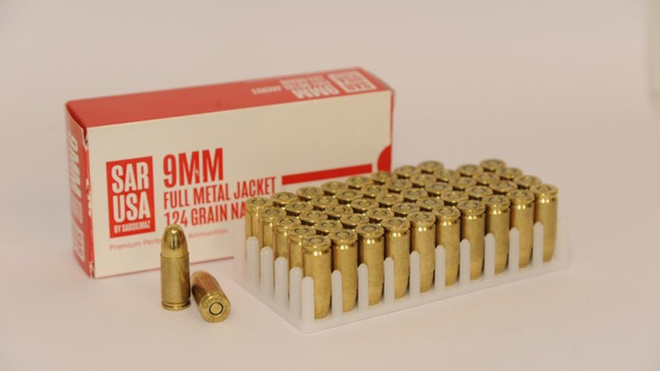 SAR USA Premium Ammunition